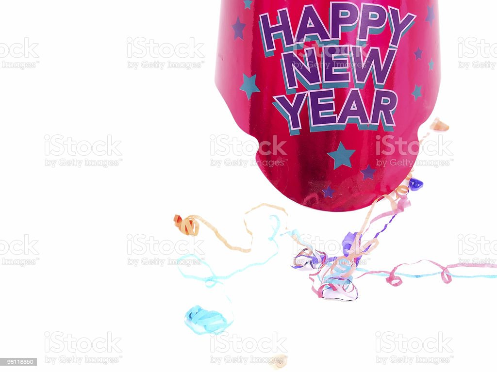 New Years royalty-free stock photo