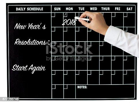478203597istockphoto New Years Resolution 877386746