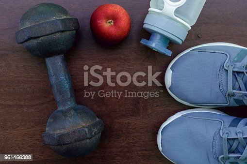 1070617536 istock photo New Year's Resolution to get healthy. 961466388