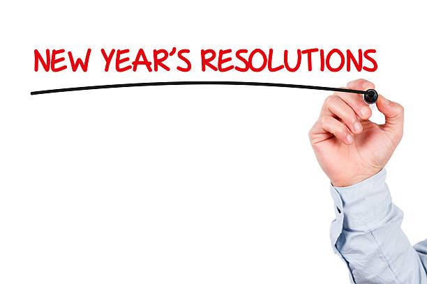 gute vorsätze für das neue jahr - bundeshaushalt 2014 stock-fotos und bilder