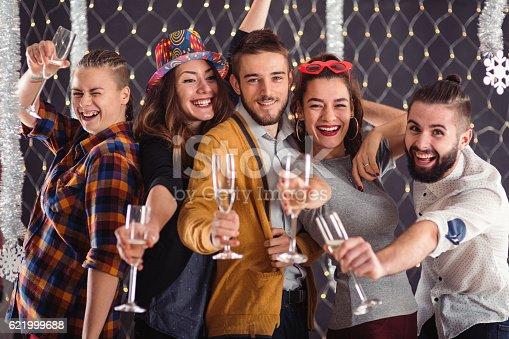 865399512istockphoto New Year's toast 621999688