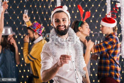 865399512istockphoto New Year's toast 622188730