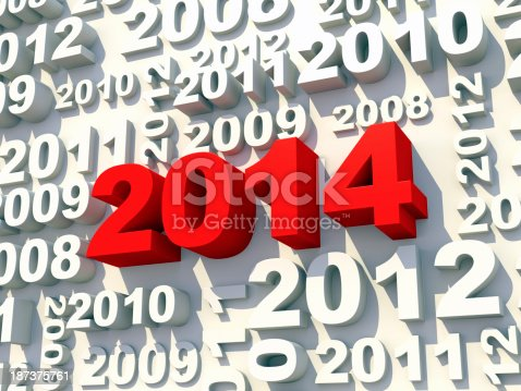 513446189istockphoto 2014 new year's wall 187375761