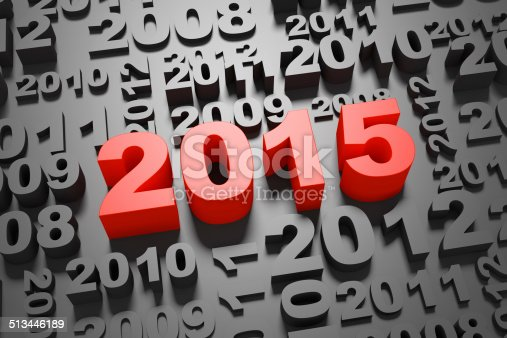 513446189istockphoto 2015 new year's wall 513446189