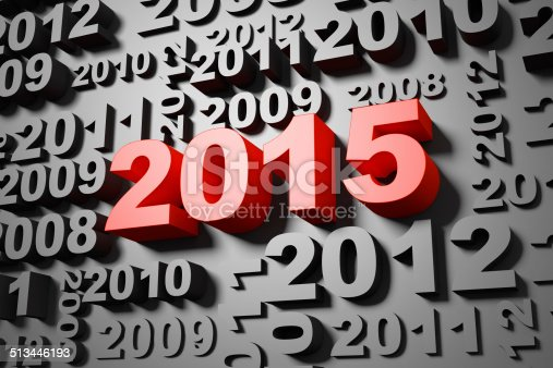 513446189istockphoto 2015 new year's wall 513446193