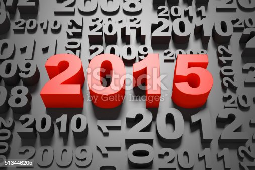 513446189istockphoto 2015 new year's wall 513446205