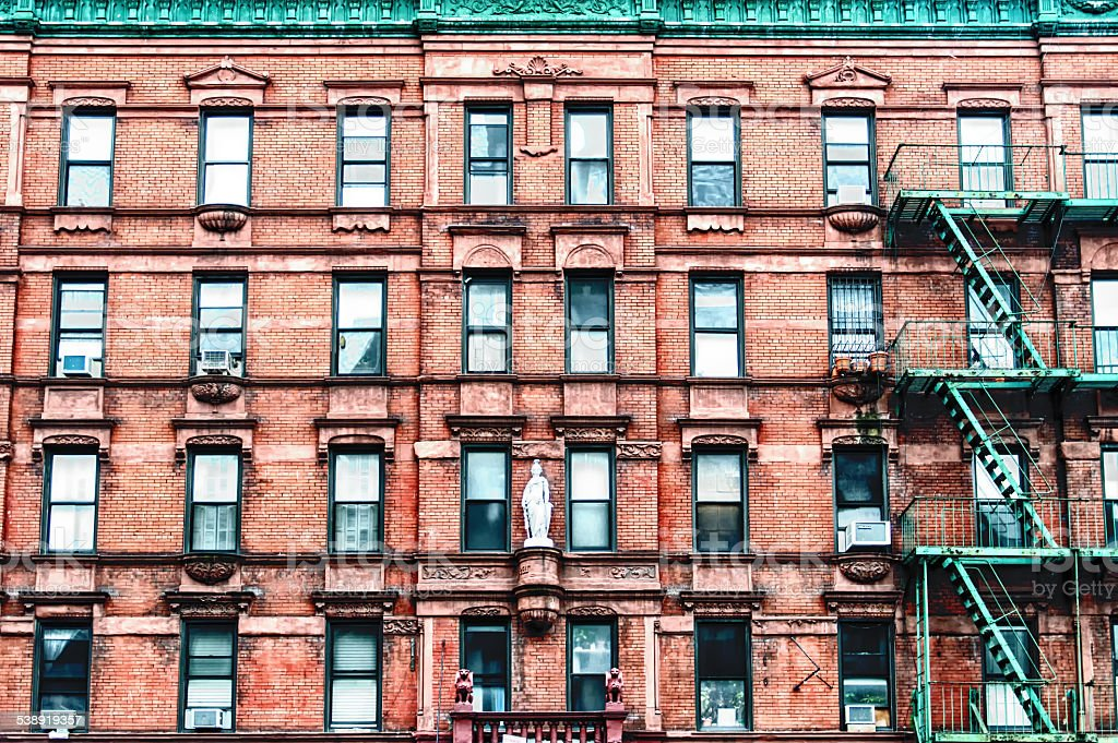 New York Architecture stock photo