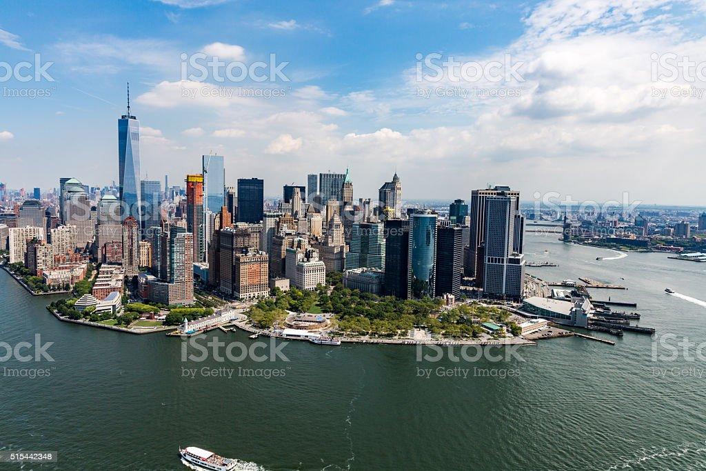 New York August 24, 2015 stock photo
