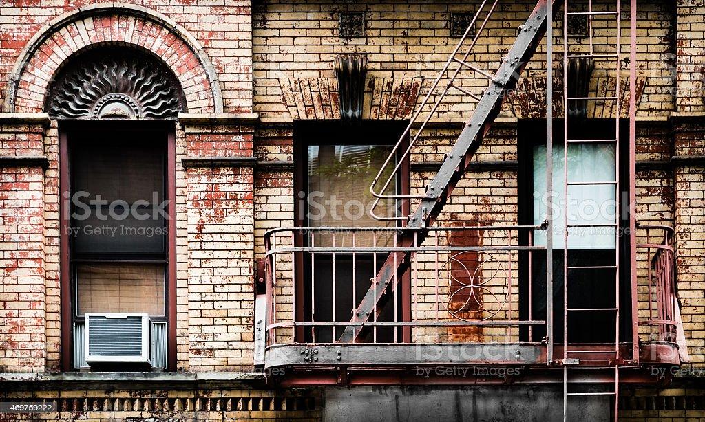 New York Building stock photo