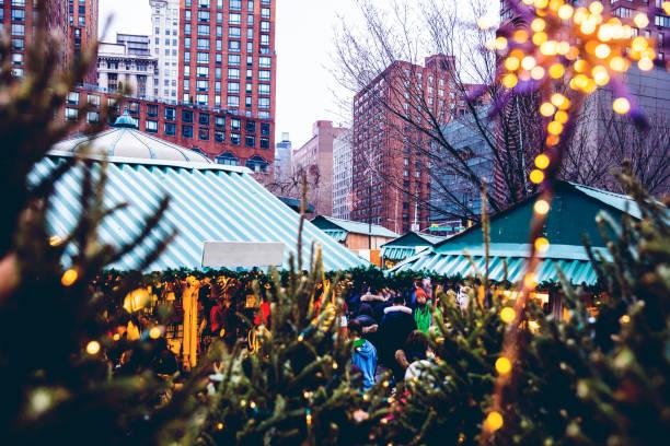 weihnachtsmarkt new york bilder