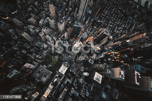 507831914istockphoto New york city aerial view of the downtown 1151477830