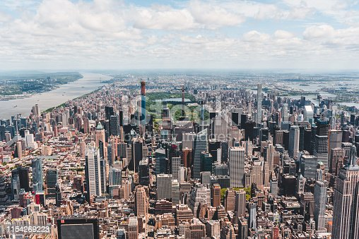 598224046 istock photo New York City Aerial View 1154269223