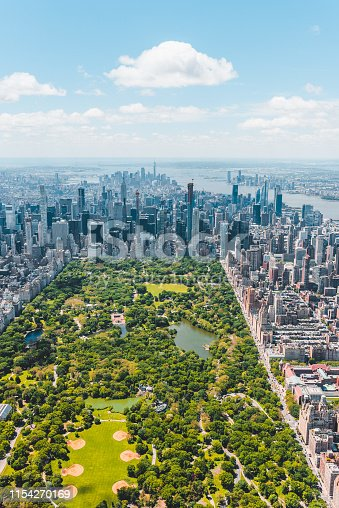 598224046 istock photo New York City Aerial View 1154270169