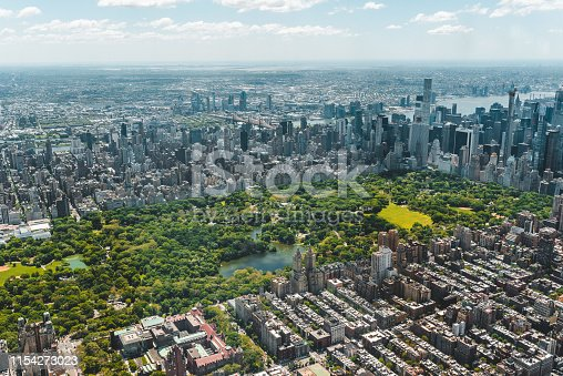 598224046 istock photo New York City Aerial View 1154273023