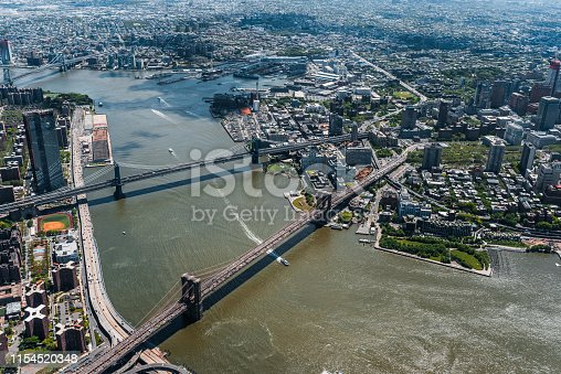 598224046 istock photo New York City Aerial View 1154520348
