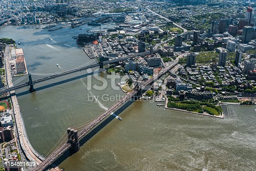 598224046 istock photo New York City Aerial View 1154521639