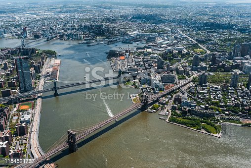 598224046 istock photo New York City Aerial View 1154521737