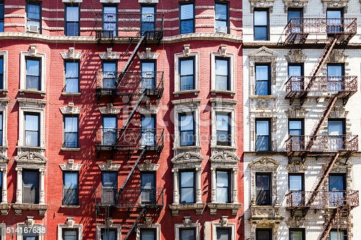 istock New York City Apartment Building 514167688