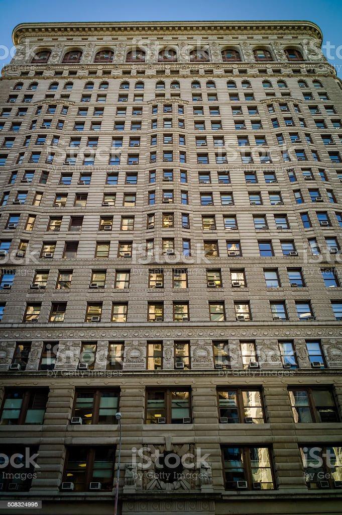 New York City Apartments stock photo