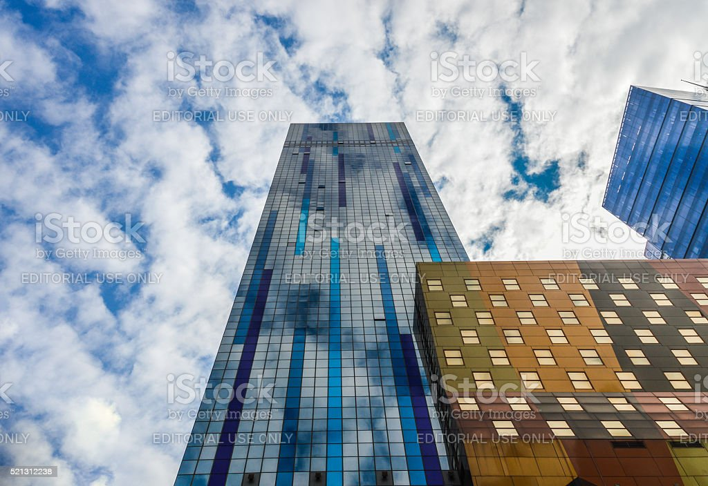 New york city architecture office buildings stock photo & more