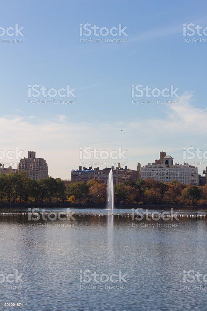 New York City Central Park stock photo