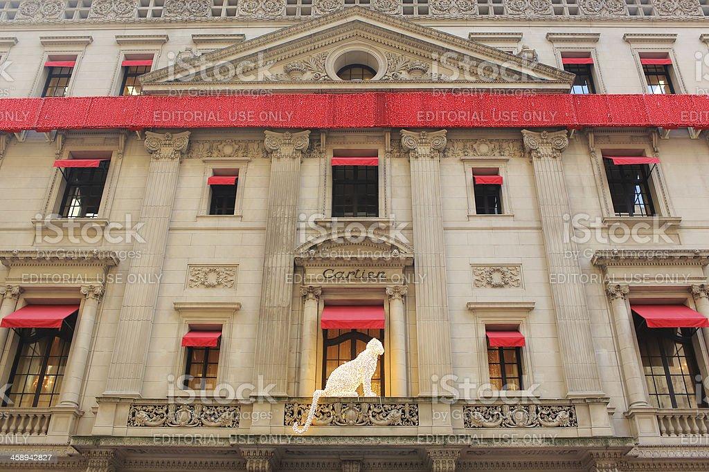 New York City: Christmas royalty-free stock photo