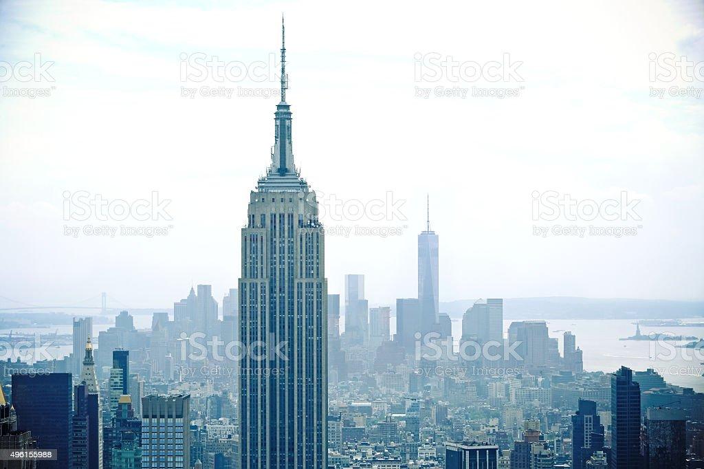 """ˉ´ìš• ̗íŒŒì´ì–´ ̊¤í…Œì´íŠ¸ ˹Œë""""© Empire State Building One World Trade Center 0명에 ˌ€í•œ ̊¤í†¡ ̂¬ì§"""" Ë° ʸ°íƒ€ ̝´ë¯¸ì§€ Istock"""