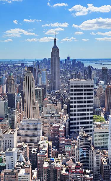 New York City und Empire State Building – Foto