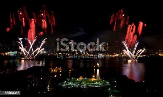 istock New York City Fireworks 153560355