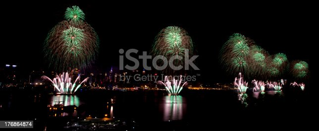 istock New York City Fireworks 176864874