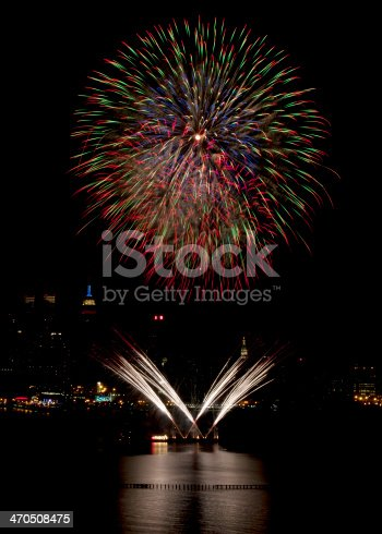 istock New York City Fireworks 470508475