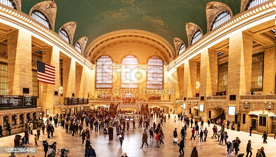 New York City Grand Central Terminal