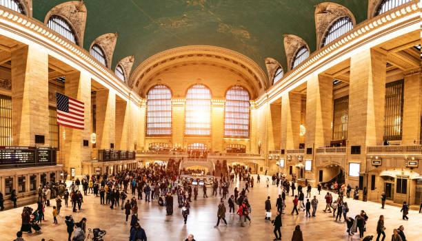 New York City Grand Central Terminal stock photo