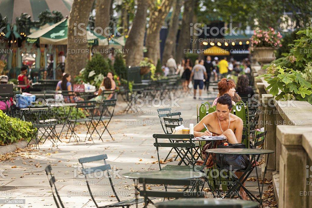 New York City Lifestyle stock photo