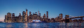 New York City, New York State, Urban Skyline, Manhattan - New York City