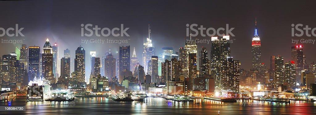 New York City Manhattan royalty-free stock photo