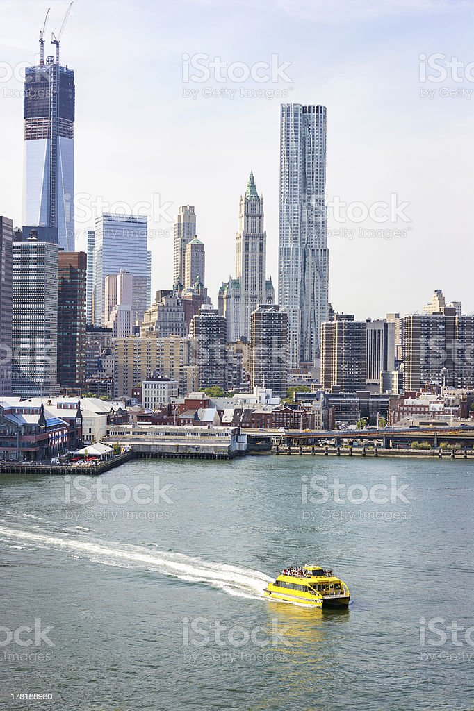 New York City - Manhattan royalty-free stock photo