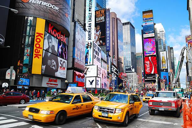 New York City Manhattan Times Square – Foto