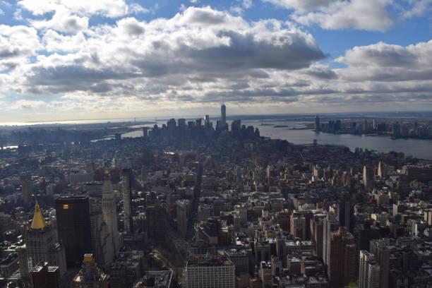 New York City Manhatten stock photo
