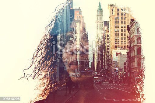 istock New York City Mind State Concept Image 926810298