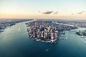 istock New York, City of Dreams, at Dusk 605752252