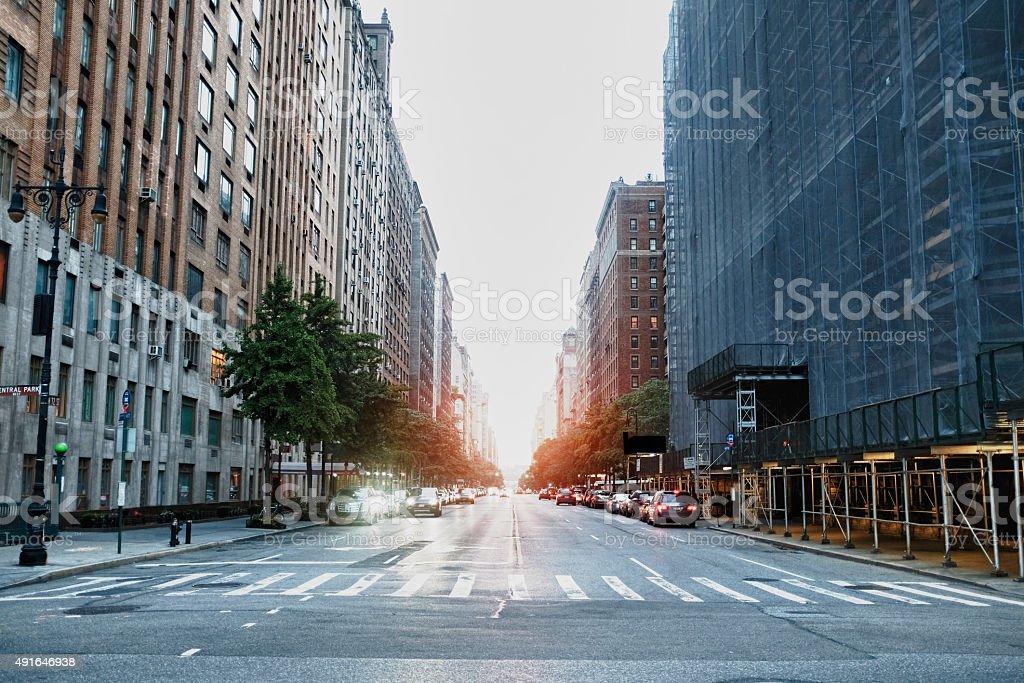 La ciudad de Nueva York - foto de stock
