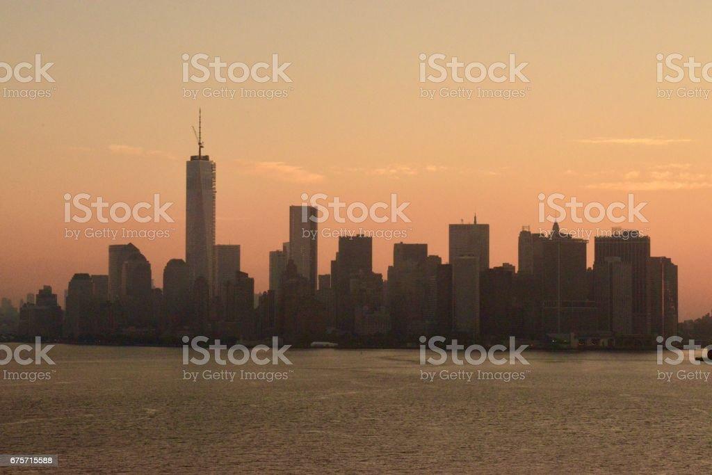 紐約城 免版稅 stock photo