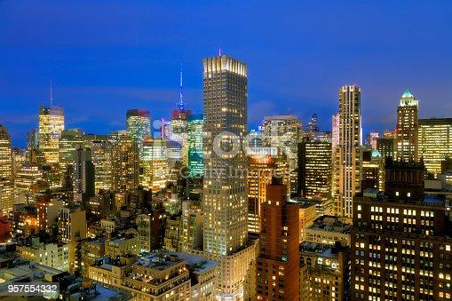 516768600 istock photo New York City 957554332