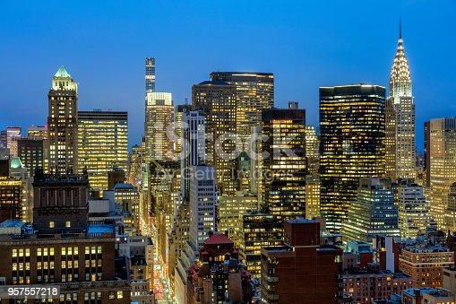 516768600 istock photo New York City 957557218