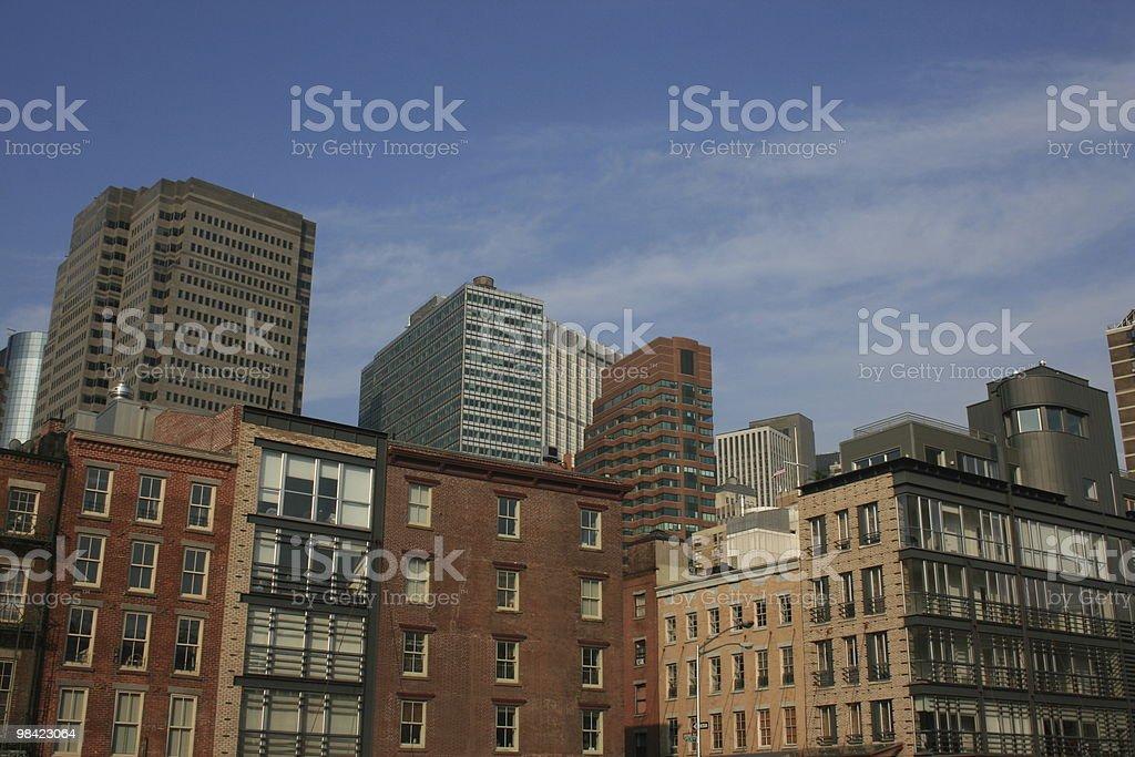 New York City foto stock royalty-free