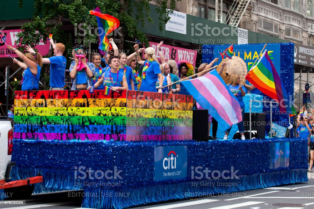 Pride is coming to San Francisco on Saturday and Sunday