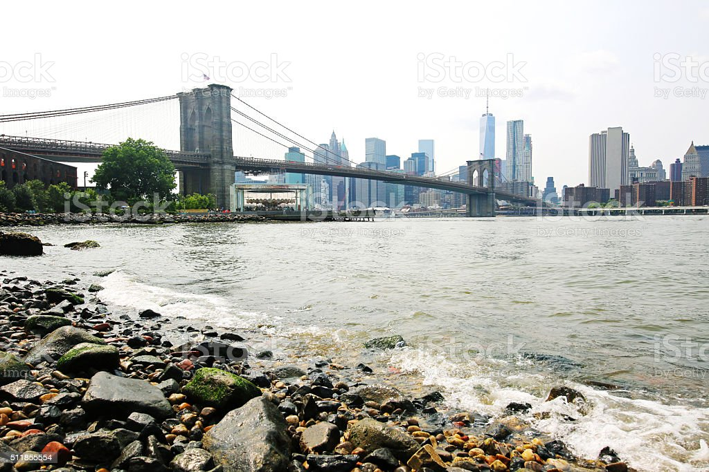 New York City Skyline NEW stock photo