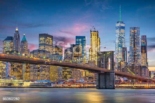 istock New York City Skyline 932802282