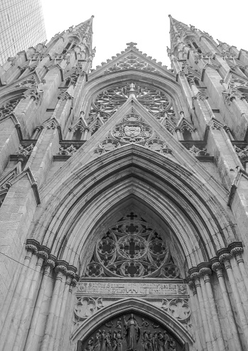 New York City, St. Patrick's Cathedral.